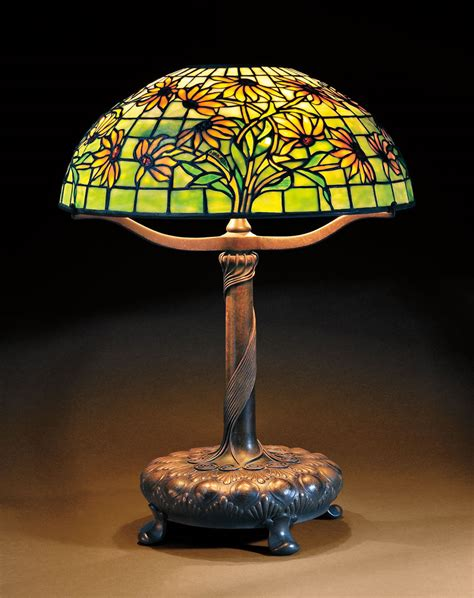 tiffany glass l shades 20th century design sale 2661b skinner auctioneers