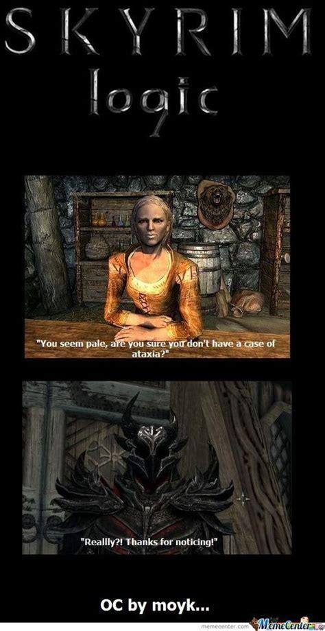 Meme Skyrim - 68 best skyrim memes images on pinterest videogames