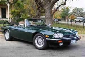 Jaguar Xjs V12 Convertible For Sale Sell Used 1989 Jaguar Xjs Convertible V12 Original