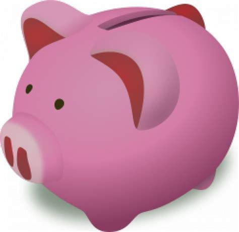 Cosa Piggy Banks objetos en color rosa imagui
