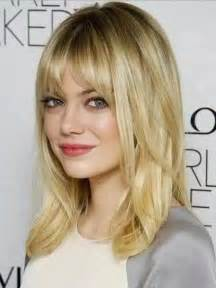 hairstyles for with small faces medium length hairstyles for with