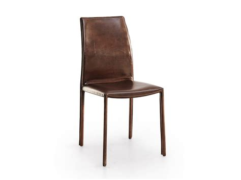 sedie b b sedia in pelle buffalo oliver b