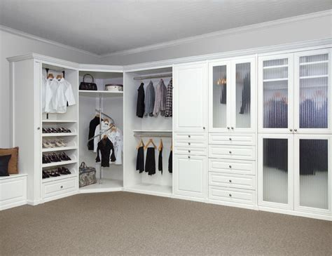 Custom Closet Ideas Custom Closet Ideas And Features Traditional Closet