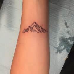 best 25 mountain tattoos ideas on pinterest shape
