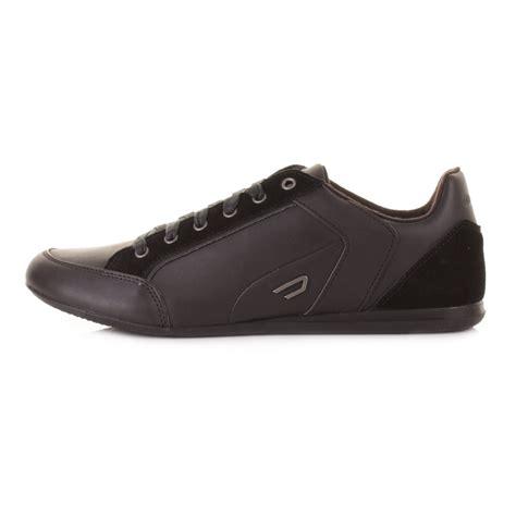 mens diesel sneakers diesel shoes black images