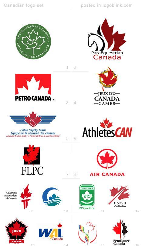 design for the environment canada canadian logo set 53 canadian logos logoblink com