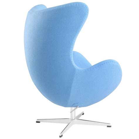 Sky Chair by Magnum Wool Chair Modern Furniture Brickell Collection