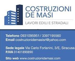 Imprese Edili Siracusa by Costruzioni De Masi Impresa Edile Siracusa Building