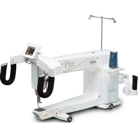 A1 Quilting Machines by Baby Lock Crown Arm Quilting Machine