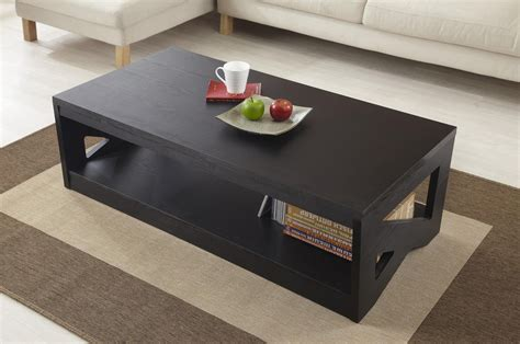 Coffee Table Outstanding Black Wood Coffee Table Glass Coffee Tables Black Wood