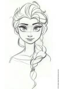 drawings of elsa from frozen 1000 ideas about frozen drawings on