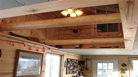 cabin plans  loft  cabin  material list