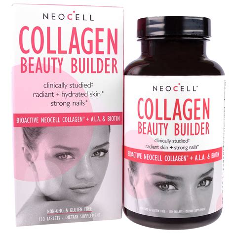 Collagen Neocell neocell collagen builder 150 tablets iherb