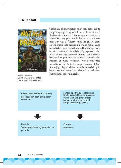 membuat cerita fantasi tentang hewan contoh cerita fantasi lintas waktu contoh bu