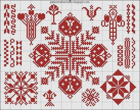 antique pattern library cross stitch 1000 images about cross stitch dividers and borders on