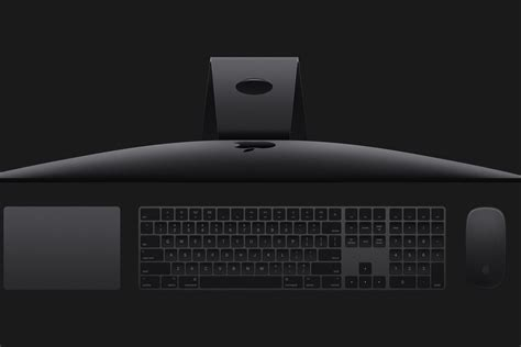 apple   imac pro buyers   space gray mouse