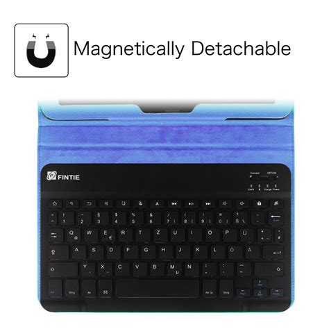 Leather Keyboard 10 verizon ellipsis 10 4g lte tablet wireless bluetooth