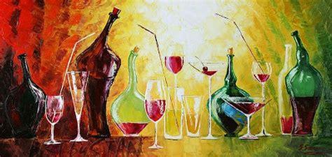 cuadros pintados a espatula pinturas cuadros lienzos pintura de bodegones con
