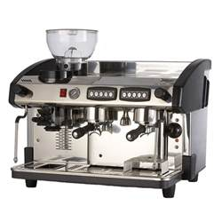 Espresso Machine With Coffee Grinder Commercial Espresso Machine With Integral Grinder