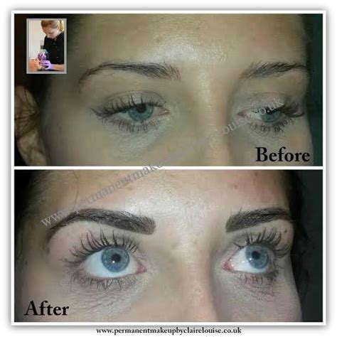 tattoo eyebrows christchurch eyebrow enhancement with claire louise willis weymouth