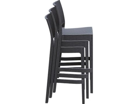 Bar Stools For Outside Use by Outdoor Wicker Bar Stool Bar064 Creative Furniture