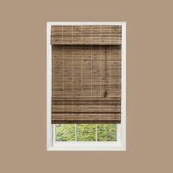 home decorators collection 30 quot x48 quot woven bamboo roman