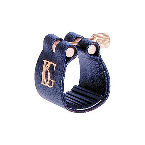 Gc L15 bg l15 standard baritone saxophone ligature guitar center