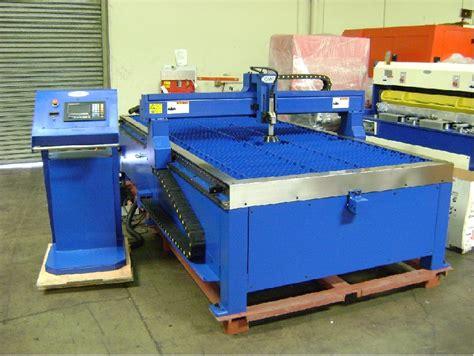 used plasma table machinery values inc gmc pt 0510 85a cnc plasma cutter 5 x10 cnc plasma table w hypertherm