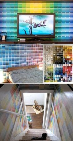Solomon Repurposes Paint Chips by 1000 Images About Paint Swatch On