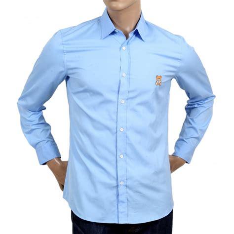 Fashion Teddy 3292 buy mens slim fit shirt from moschino at niro fashion