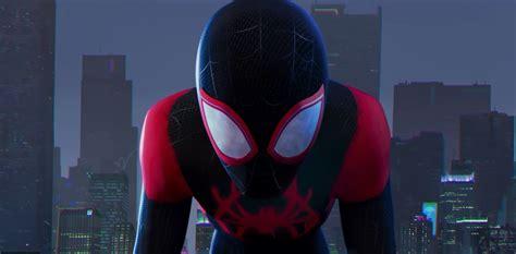 film animasi spiderman sony rilis cuplikan film animasi spider man kincir