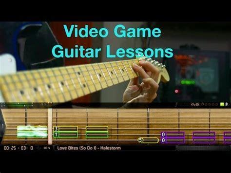 guitar tutorial video games blink 182 karaoke in bandfuse doovi