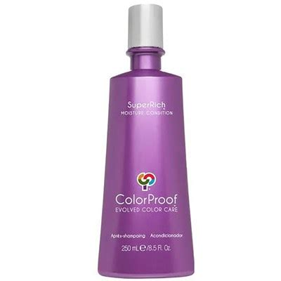 color proof products superrich moisture condition