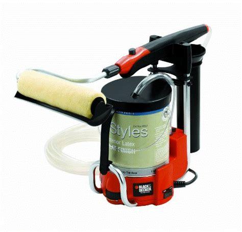 Roller Schwarz Lackieren by Garage Floor Painters Black Decker C800659 Pro