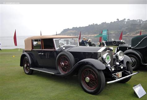 1930 rolls royce 1930 rolls royce phantom ii at the pebble concours d