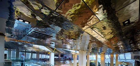 Grp Ceiling by Deckensysteme Lindner