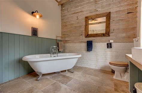 Bathroom Walls by 50 Enchanting Ideas For The Relaxed Rustic Bathroom