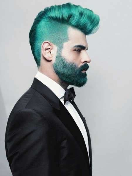 coloured gents hair 20 cool hair color for men mens hairstyles 2017