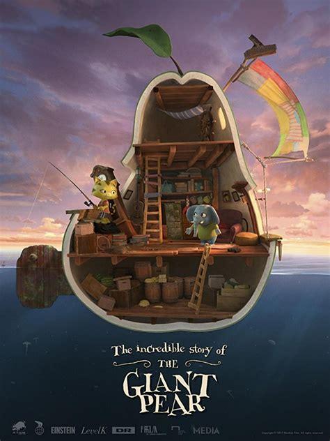 affiche du film mika sebastian l aventure de la poire mika et sebastian l aventure de la poire g 233 ante film