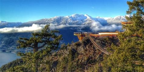 Cheapest Rent In United States by Sea To Sky Gondola Officially Open Photos