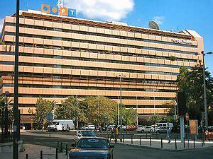 Telecom Sede Centrale by Altice Portugal La Enciclopedia Libre
