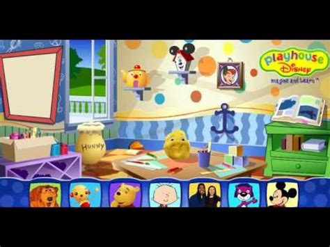 mickey mouse clubhouse official site playhouse disney website 2004 menu walkthrough mickey