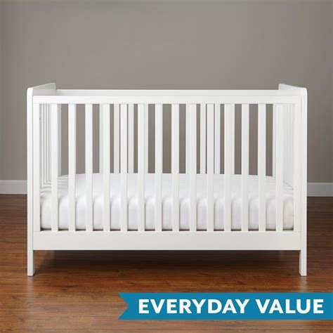white baby beds baby cribs convertible storage mini the land of nod