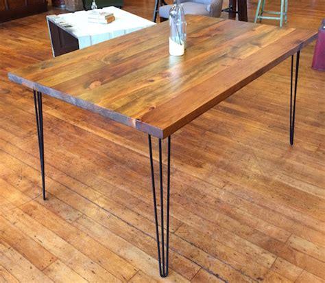 hairpin leg dining table hairpin leg table roselawnlutheran