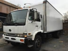 Nissan Box Truck 2003 Nissan Ud 2600 Box Truck For Sale 12000 Midtown