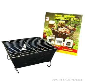 Your Own Portable Barbecue by Diy Portable Bbq Grill Bbq Grills