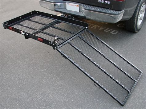 Scooter Rack For Car by Scooter Car Hitch Carrier