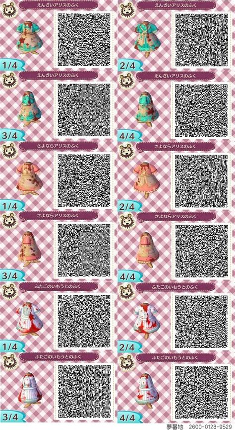acnl hair patterns 1000 images about animal crossing new leaf qr codes on
