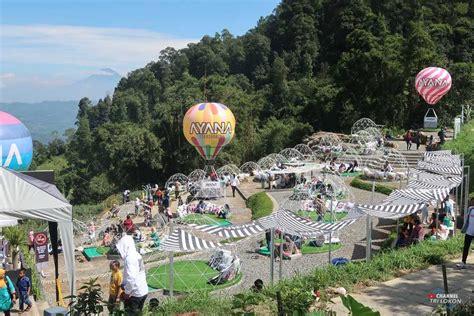 ayana  candi gedong songo melawan wisata sejarah