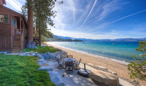 Lake Tahoe Lodging Cabins by Lake Tahoe Best America Attraction Gets Ready